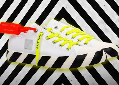 Off White Shoes Product Photographer